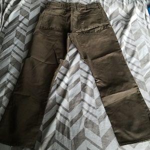 Marmot Army Green Pants Sz 34